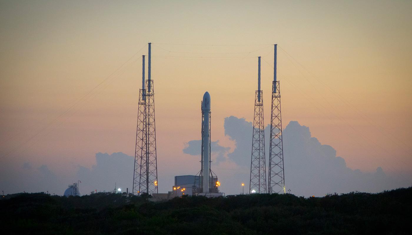 SpaceX intentará hacer historia de nuevo hoy: síguelo en directo
