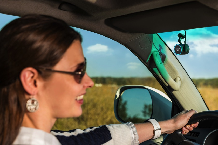 Garmin Speak Plus: Alexa wird zur Dashcam