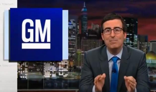 【ビデオ】GMのリコール問題が米のトーク番組でネタの餌食に