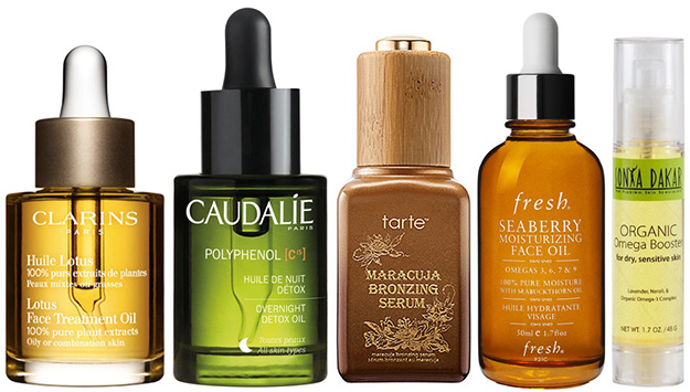 The best face oil for your skin type