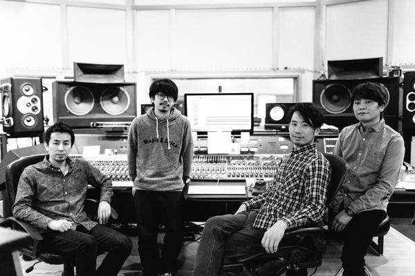 ASIAN KUNG-FU GENERATION、2年ぶりとなるニュー・シングル発売決定