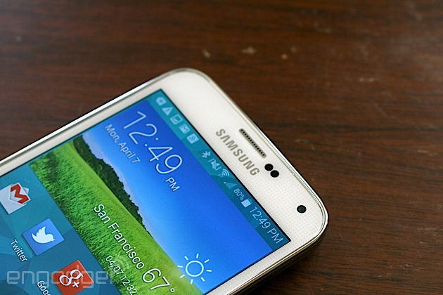 Not really into the iPhone 6? Sprint lets you rent the Galaxy S5, too