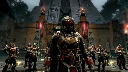 Impressions of soloing through SWTOR: Shadow of Revan
