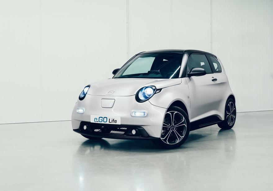 e.GO Life: Preisbrecher-Elektroauto aus Aachen