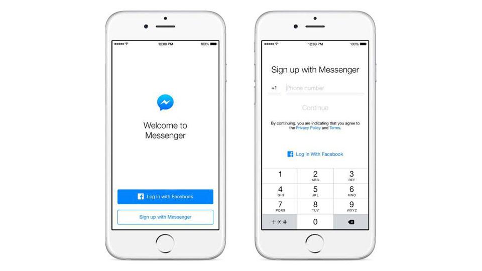 Facebook Messenger ya permite chatear sin cuenta en Perú y Venezuela