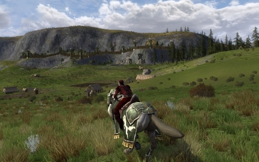 Lord Of The Rings Game Like Battle Front