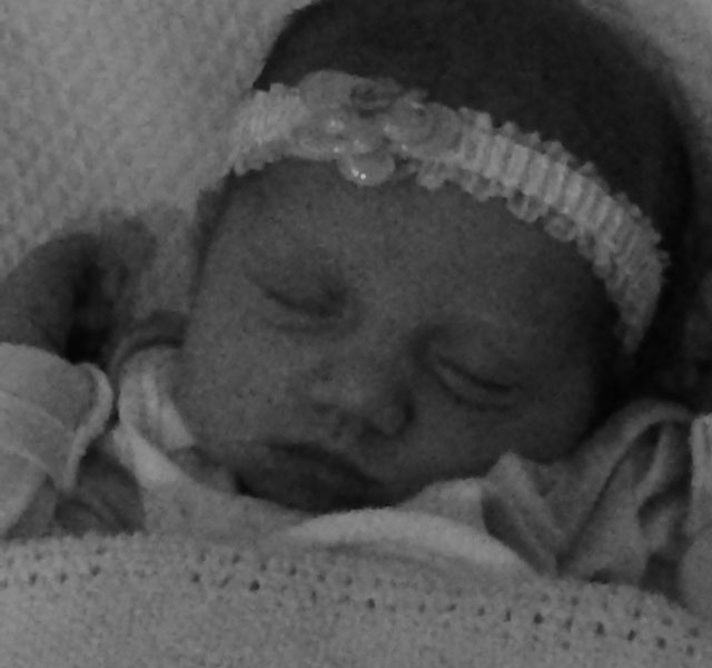 Katie Price finally shares photos of baby Bunny
