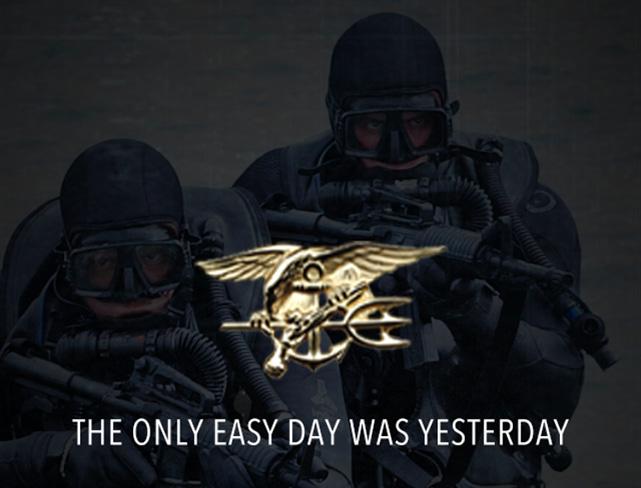 Official Navy SEAL Training app screenshots