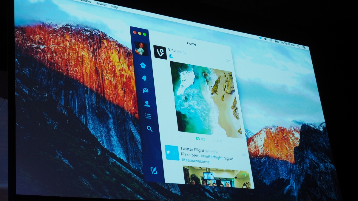 Twitter will finally update its OS X app later this year
