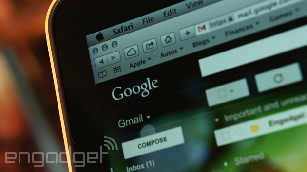 Great Firewall of China gets blamed for Gmail block