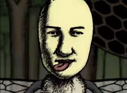 「ペロペロ、ペロペロ。」シュールを極めたキモいアニメがやばい!www