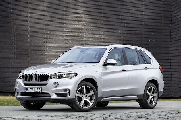 BMW初となる量産PHEVクロスオーバー「X5 xDrive40e」発表!