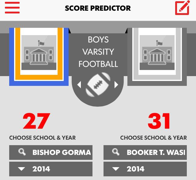 USA Today High School Sports screenshots
