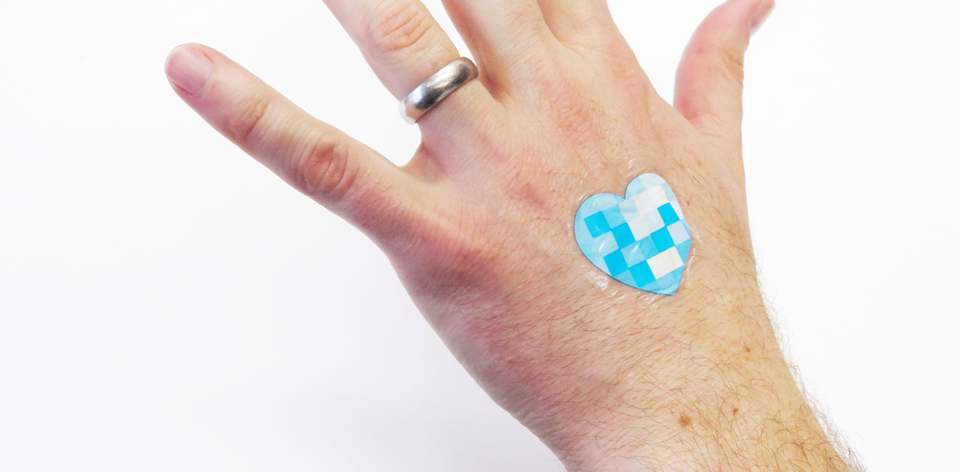 The first generation of real wearable tattoos are here