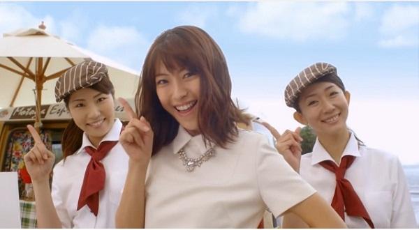 瀧本美織の可愛すぎるCMにネット上のアイドルファンからも熱視線【動画】