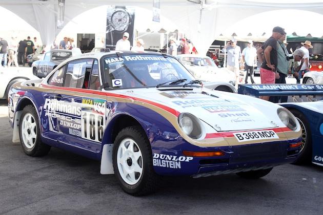「第5回レンシュポルト・リユニオン」に展示された、ポルシェの歴史的レースカー!