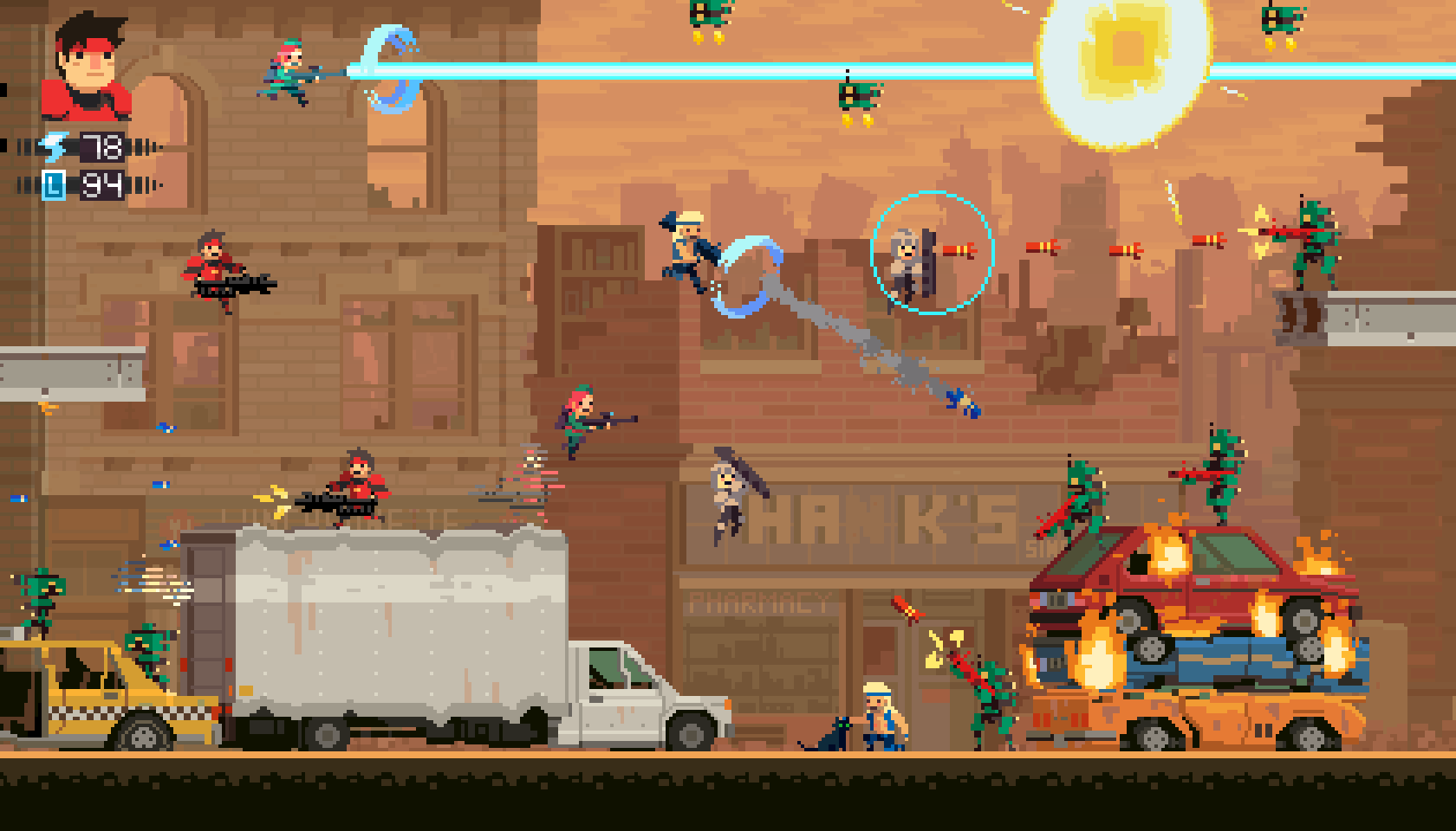 Super Time Force is headed to PS4 -- hear what the devs have to say!