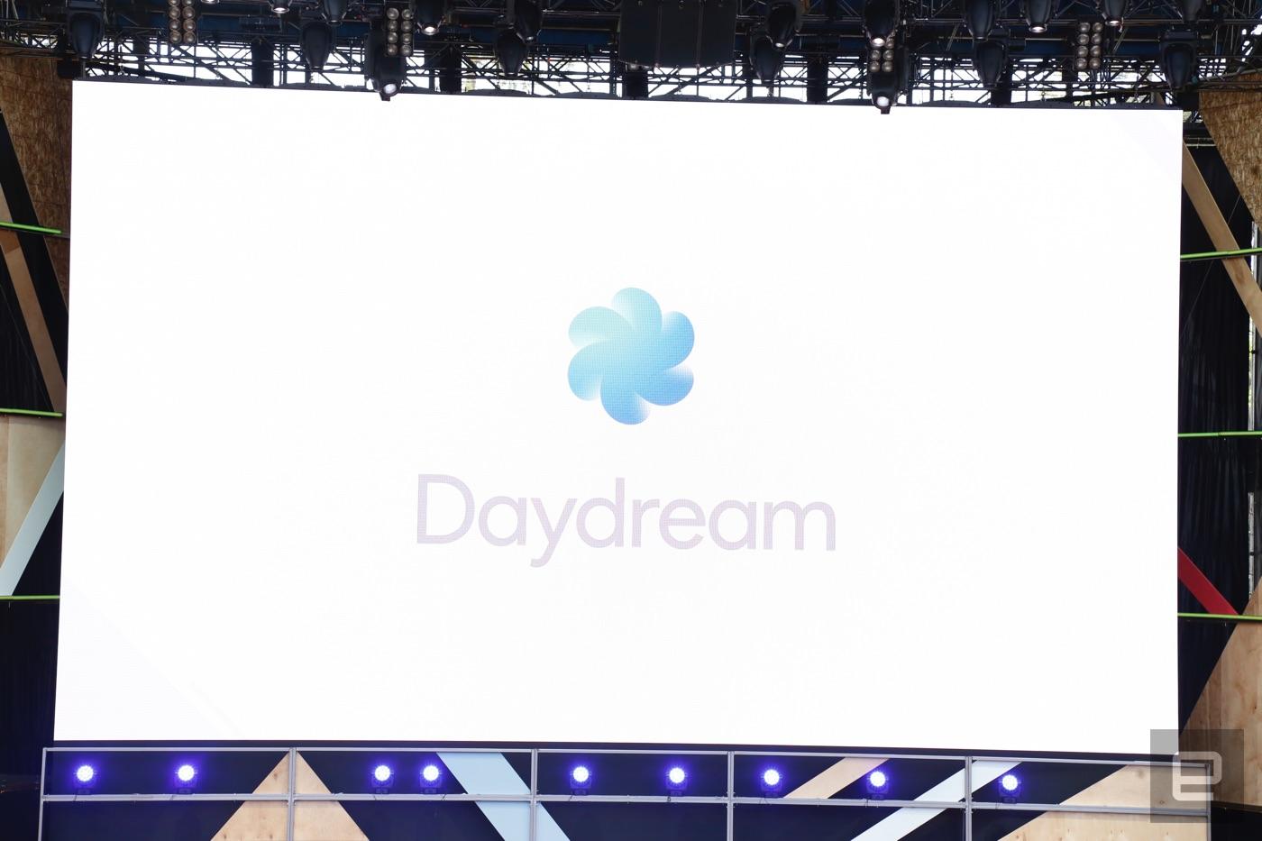 Daydream, la plataforma de realidad virtual basada en Android N de Google