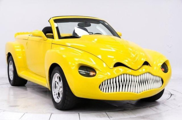 【レポート】欲しい!? 全く売れなかったシボレー「SSR」のカスタムカー