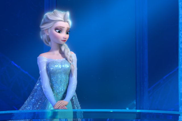Frozen beats Barbie in Christmas toy battle