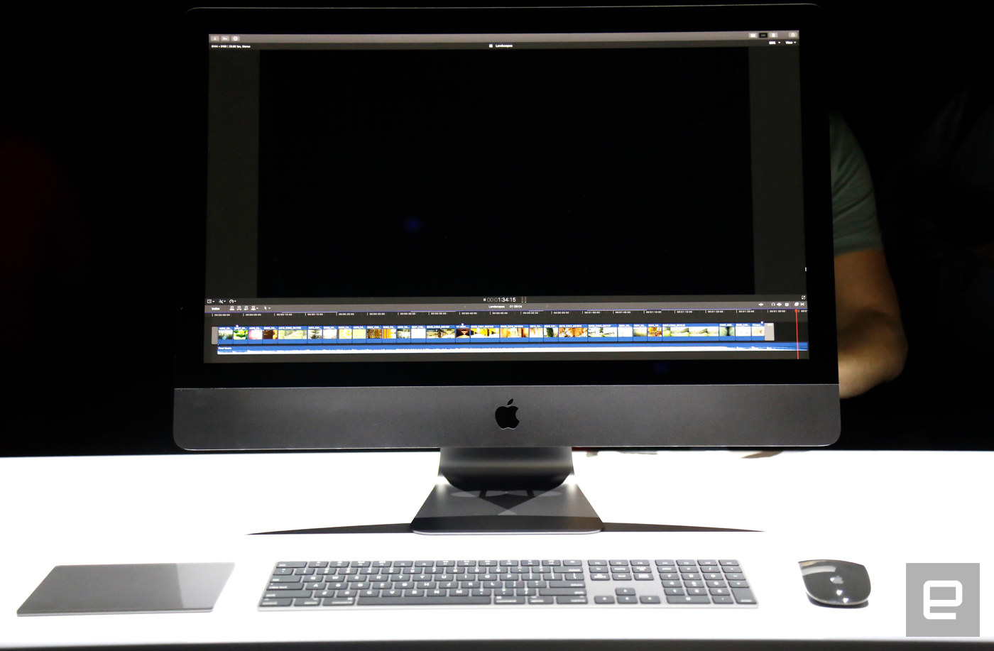 Un vistazo de cerca al nuevo iMac Pro