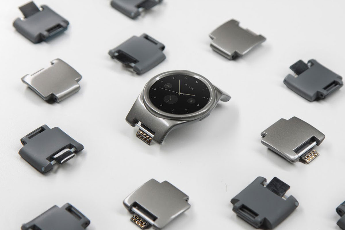 Blocks wants your help funding its modular smartwatch