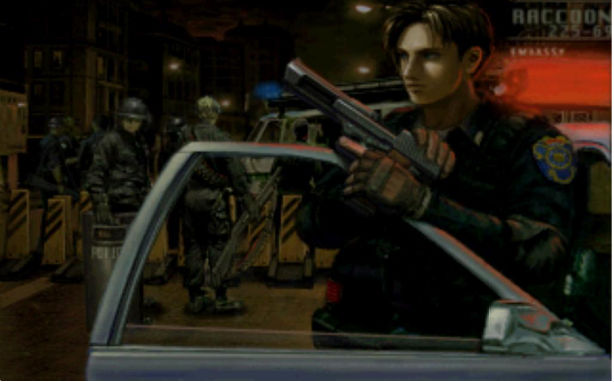 Halloween Horror Streams: Resident Evil 2's righteous Raccoon City