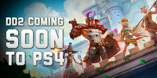 Dungeon Defenders 2 exclusive to PS4 in 2015