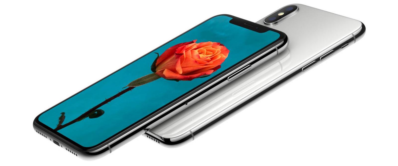 Compara el nuevo iPhone X contra la competencia