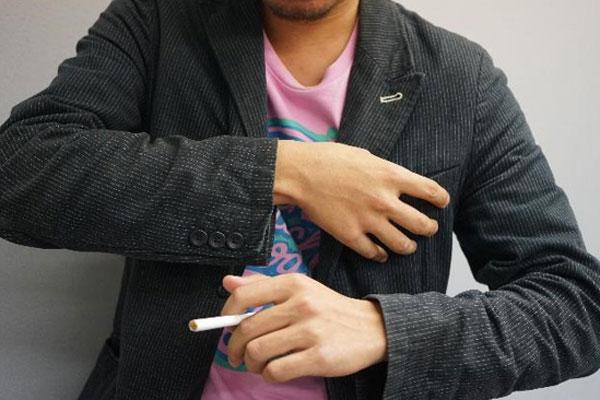 ライターを借りられない人は胃潰瘍になりやすい!?  タバコに関する「ディグラム診断」とは