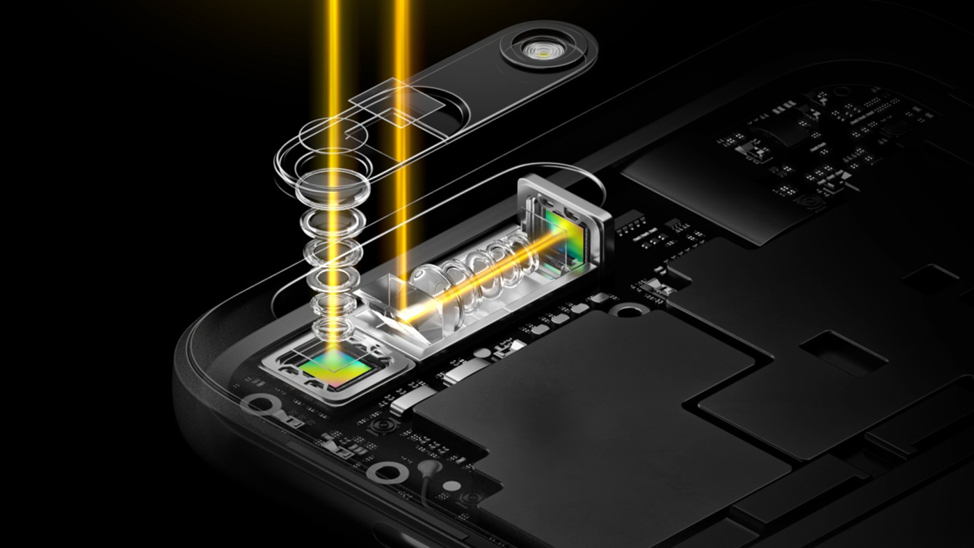 Oppo's clever, zooming dual camera was inspired by periscopes