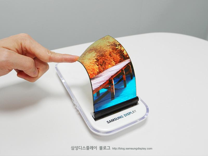 El flexible Galaxy X está más cerca que nunca