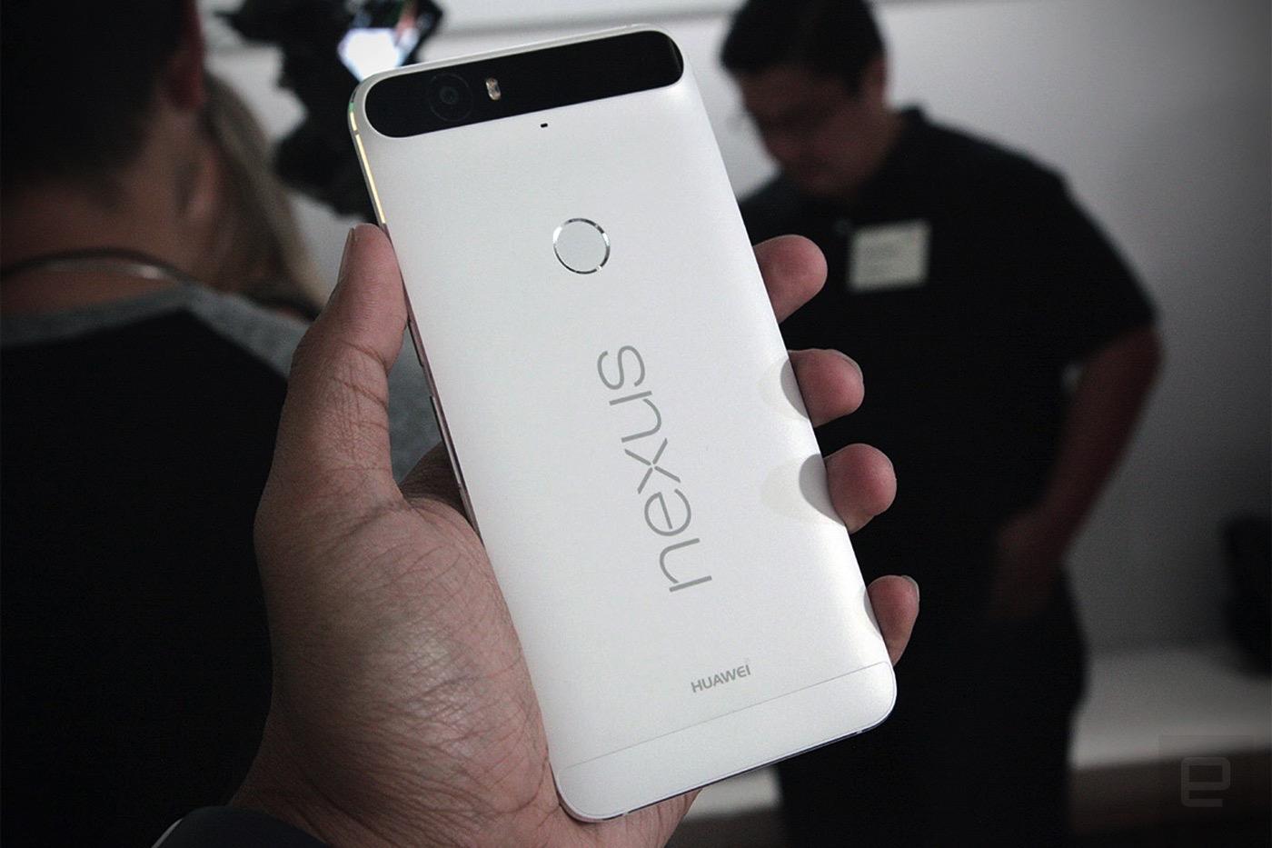 Google wants more control over Nexus smartphones