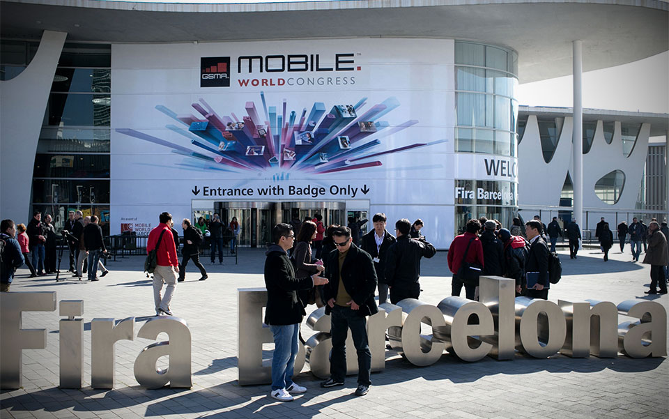We're live at Mobile World Congress 2015 in Barcelona!