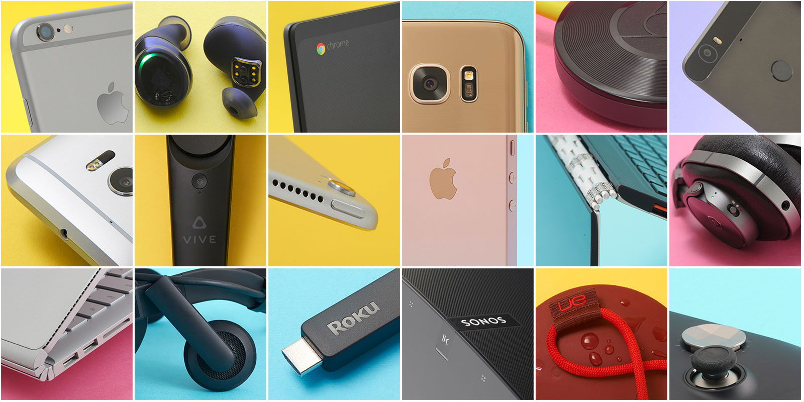 New in our buyer's guide: All the phones (just the good ones)