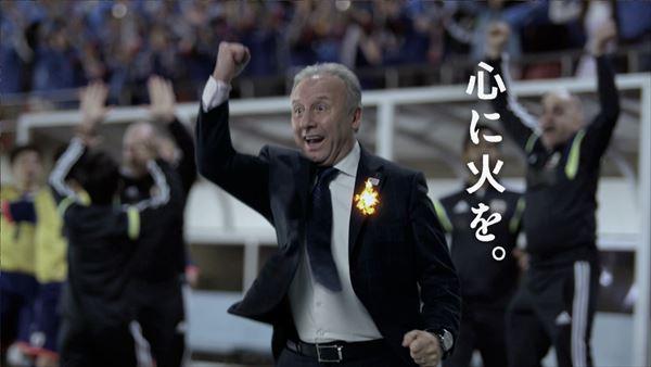 サッカー日本代表ザッケローニ監督の願いとは?キリンカップ試合放送中に確認せよ!