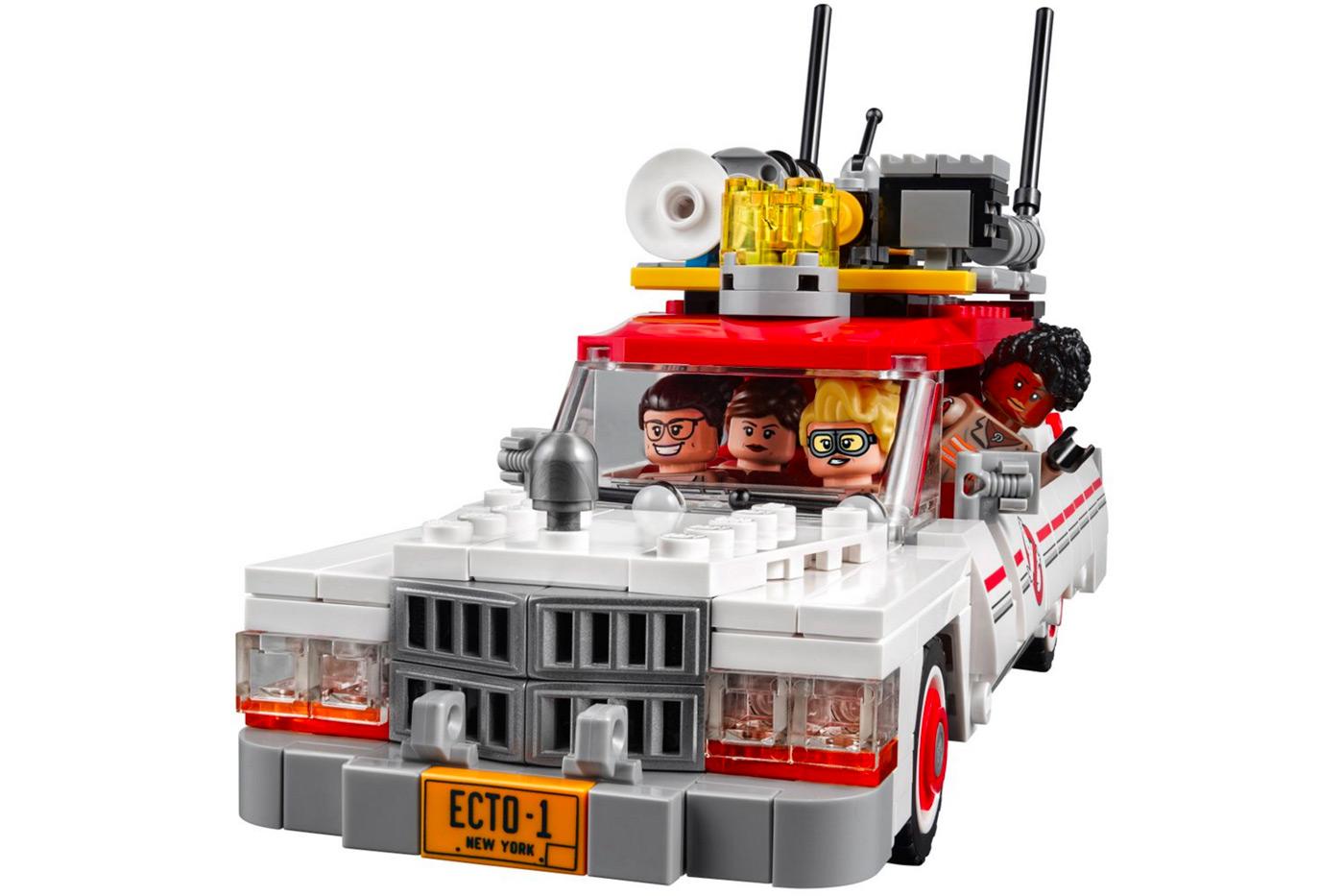 LEGO venderá un paquete de los nuevos 'Cazafantasmas'