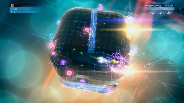 Geometry Wars 3: Dimensions review: Game cubed
