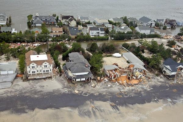 things that happened under obama, hurricane sandy
