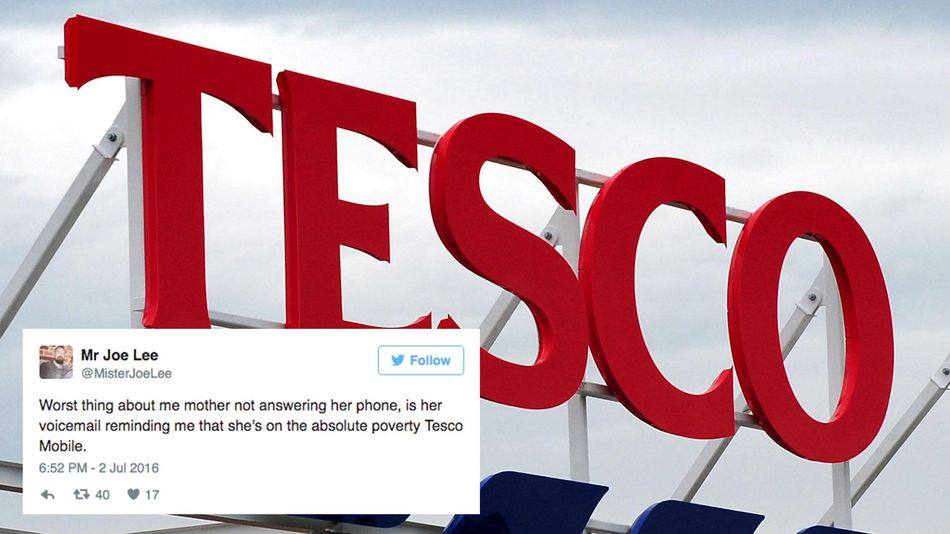 British phone company slams Twitter user in the most beautifully brutal way