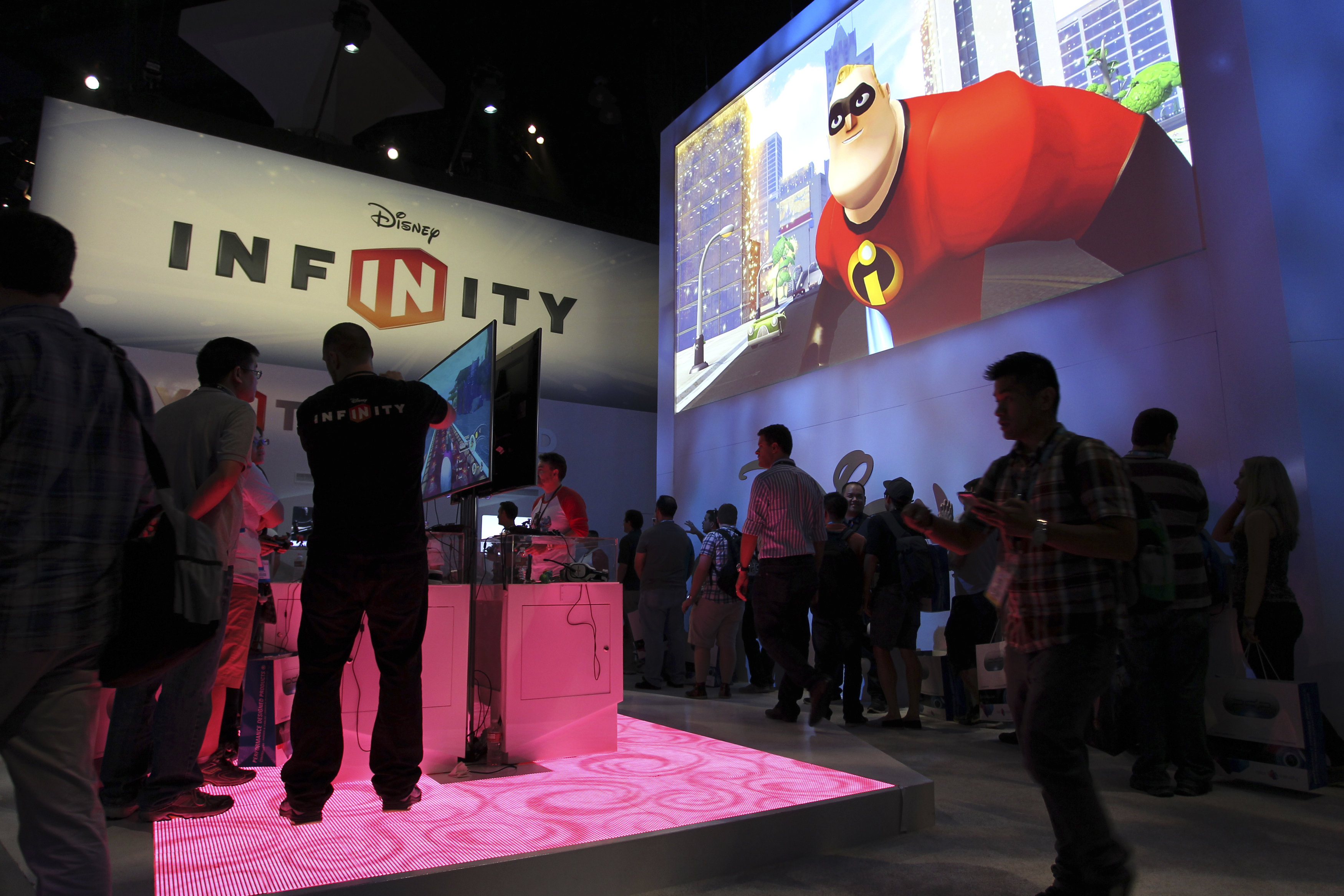 Disney cancels Infinity games, quits game development entirely