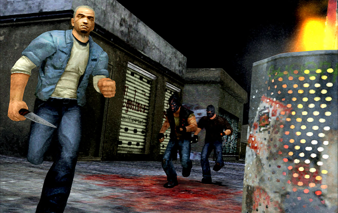 Sony brings PS2 classics 'Manhunt' and Bully' to the PS4