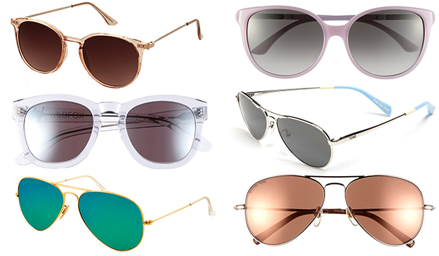 Spring sunglasses we're coveting right now
