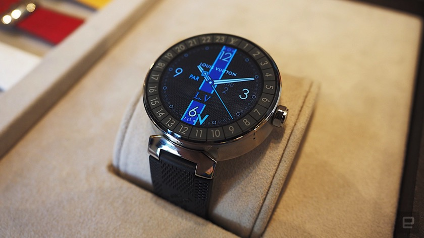Louis Vuitton zeigt Smartwatch