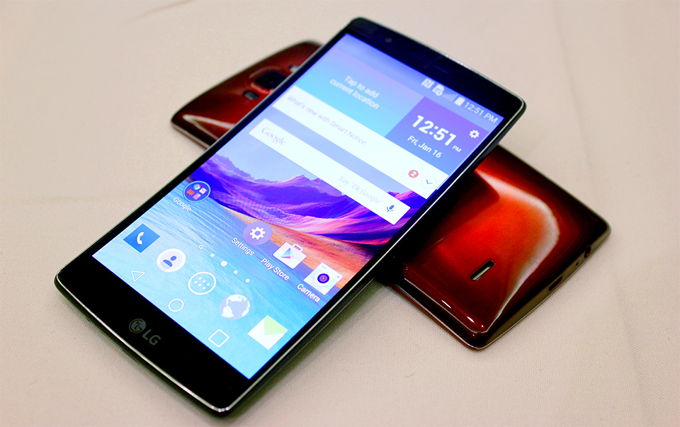 Hallo, LG G Flex 2 (Hands-On)