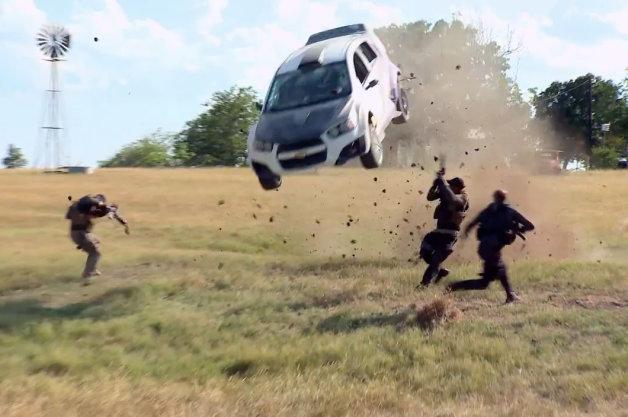 【ビデオ】映画『トランスフォーマー/ロストエイジ』GM車登場シーンの撮影の様子が公開!