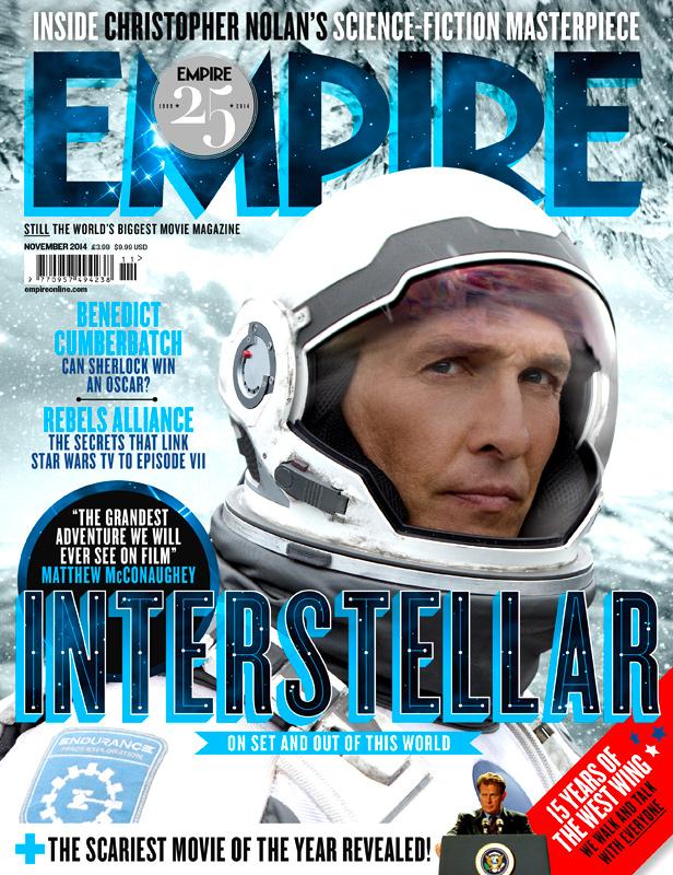 Interstellar, Christopher Nolan, Anne Hathaway, Matthew McConaughey, Jessica Chastain, Casey Affleck