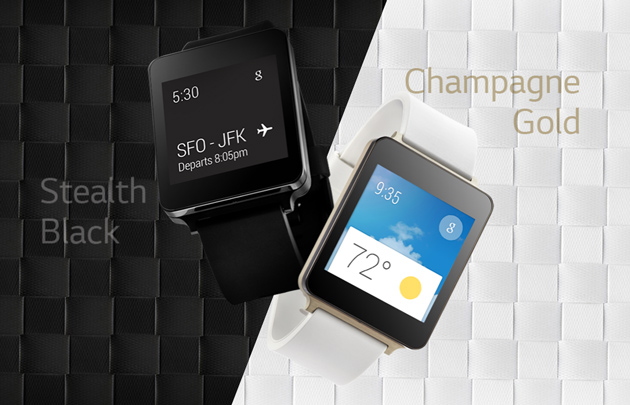 LG's upcoming G Watch will be water resistant and 'always on'