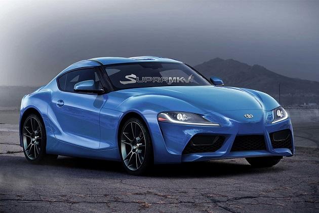 カモフラージュされたテスト車両からファンが予想 トヨタの新型「スープラ」はこんなクルマに!?