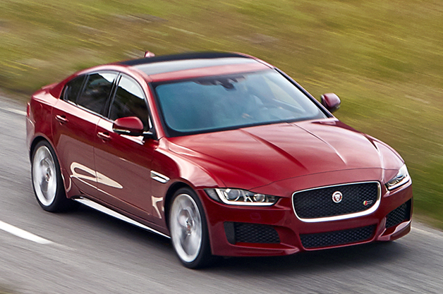 Report: Jaguar XE SVR to challenge M3, C63 with supercharged V8 power